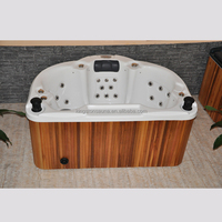 Acrylic surfing spa bathtub JCS-20