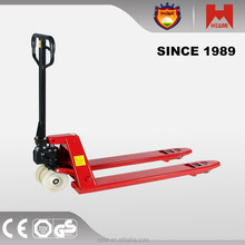 Hot Sale HEAMI mini hand pallet truck/pallet truckload