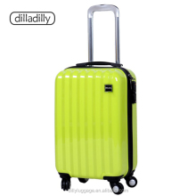 china supplier classic 4 wheels trolley luggage for business