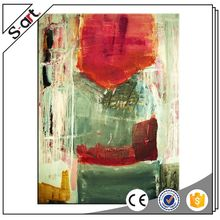 Eco-friendly original design abstract 3d canvas printing