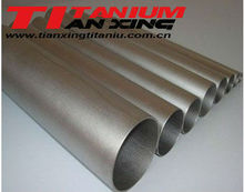 Alloyed Seamless ASTM B337 Titanium Tube Gr12