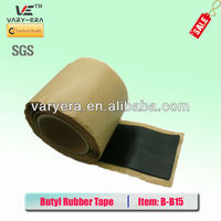 Double sided butyl rubber sealant tape and other size