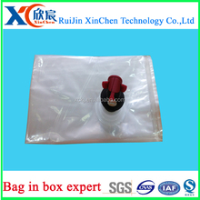SGS None plasticizer food grade empty bag in box
