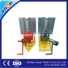 ANON Factory supply 2 row hand rice transplanter china manual rice planter used rice planting machine