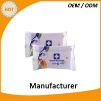 Wet wipes Antibacterial Hand and Face Wipes
