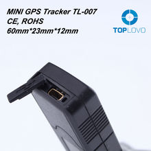 Toplovo Manufactory TL007 Longitude Latitude GPS Tracking for Child/Elder/Pet with SOS Alarm