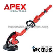 New Electric Drywall Sander with Telescopic tube and long neck and 710W 225mm disc (DMJ-700C)