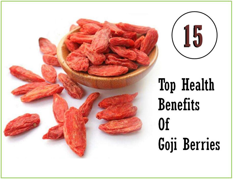 Ningixia sun dried distributor dried goji berry
