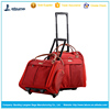 Small trolley bag waterproof nylon luggage bags trolley tote bag China