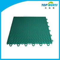 Polypropylene(PP) basketball floor goods from china