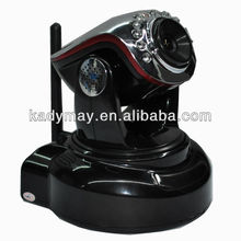 High-definition Free CMS&DDNS IP Cool Camera, Support Mobile Phone and E-mail, Support 32GB SD Card