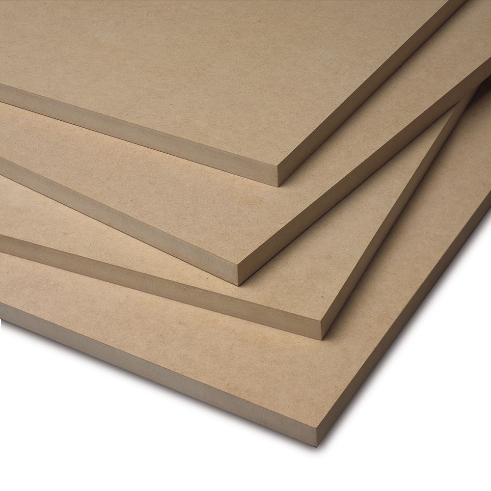 melamine mdf board indonesia 8mm thickness mdf carving board