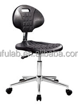 UFU-LAB Hot Sale! Adjustable Lab Stool Chair Movable Metal Lab Chair