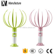 New Design 9 claws functional scalp massager