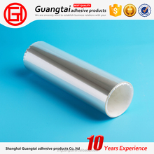 excellent Super Clear Pet Plastic Film in Roll with Silicone Coated