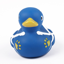 EN71 duck bath toy, baby bath toy yellow duck, sounds bath duck