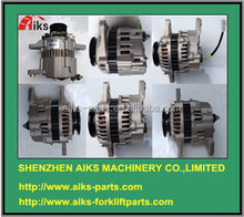 4D95 Generator/Alternator 600-821-2350 4D95 Forklift engine spare parts
