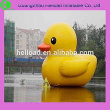 2015 outdoor giant inflatable promotion duck for sale