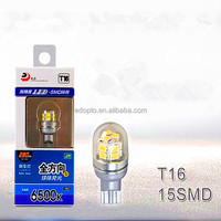 Long life led auto & trucks light backup reverse t15 t16 led bulbs