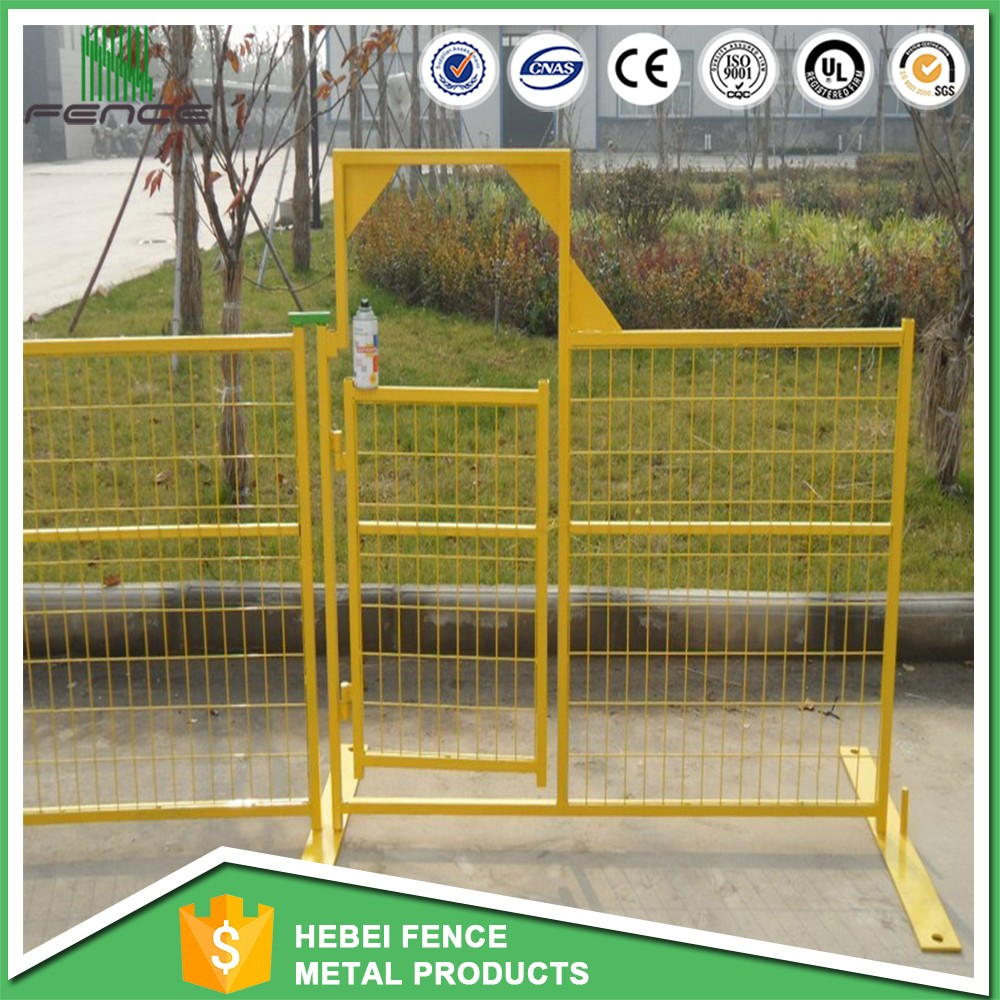 gi. iron temporary mesh fence welded wire fence panels