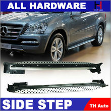 Aluminum Alloy Car Side Step 4x4 Accessories For Mercedes Benz X164