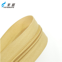Hot sale machine eco-friendly 8# nylon zipper rolls With Long-term Service