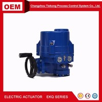 Brand new electrically actuated ball valve with low price