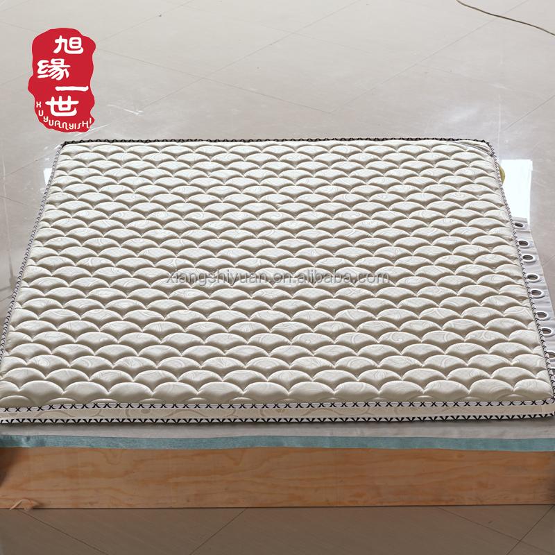Natural healthy comfortable coconut fiber mattress pad king queen size hotel home use - Jozy Mattress | Jozy.net