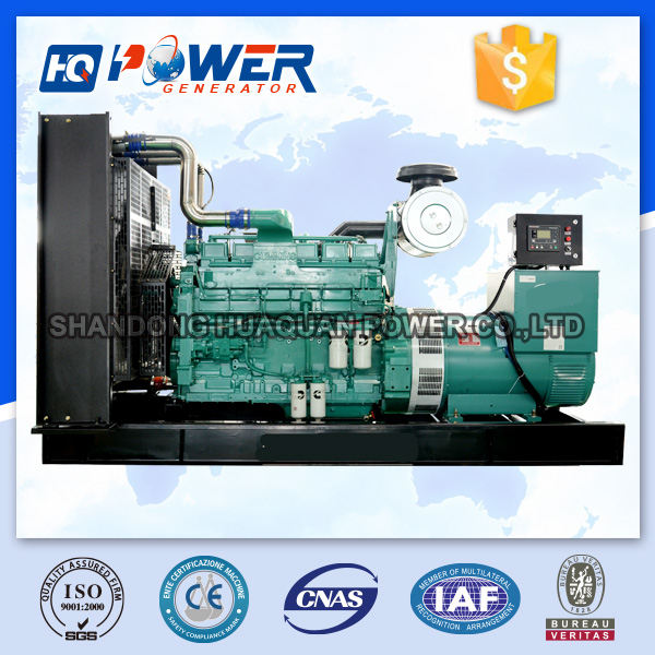 top magnetic power energy 550kw 700kva diesel generator
