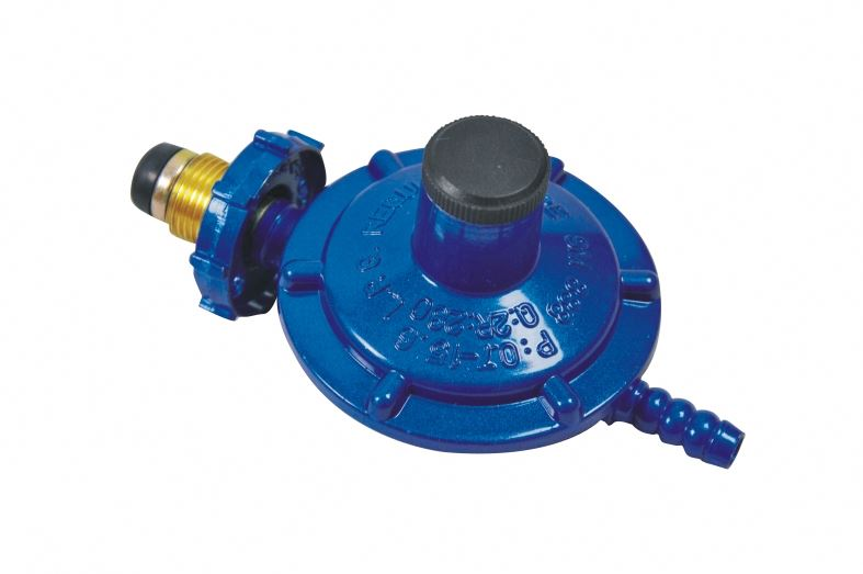 gas regulator with ce certified cryogenic valve