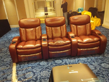 HT3785 Popular VIP home theater chair, movie seatings chair