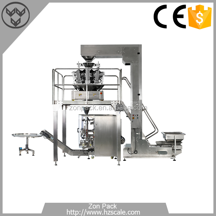 Automatic High Efficient Small Scale Packaging Machine