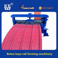large-span curve roof forming machine for sale