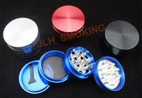 [JLH] CNC Herb Grinder, Mix Colors. Size 31mm/40mm/48mm/52mm/55mm/63mm avaiable. TOP Hard weed grinder