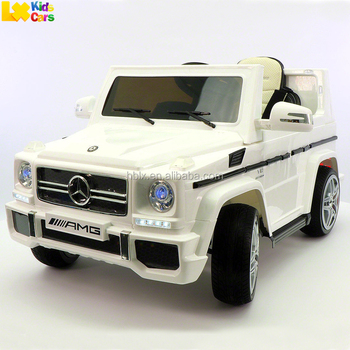 kids electric car mercedes benz g65 licensed ride on battery powered electric car