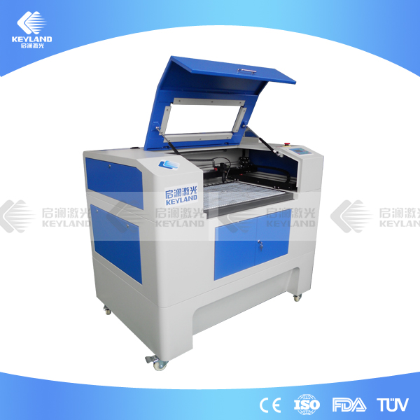 Keyland co2 laser cutter/laser engraver/cutting laser machine for all non metal materials