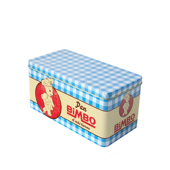 biscuit tin box square metal packaging boxes