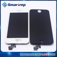 No dead pixel front glass digitizer And LCD Display For iPhone 5 LCD