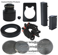 custom rubber products,solid rubber rod and tube,vulcanized rubber sheet