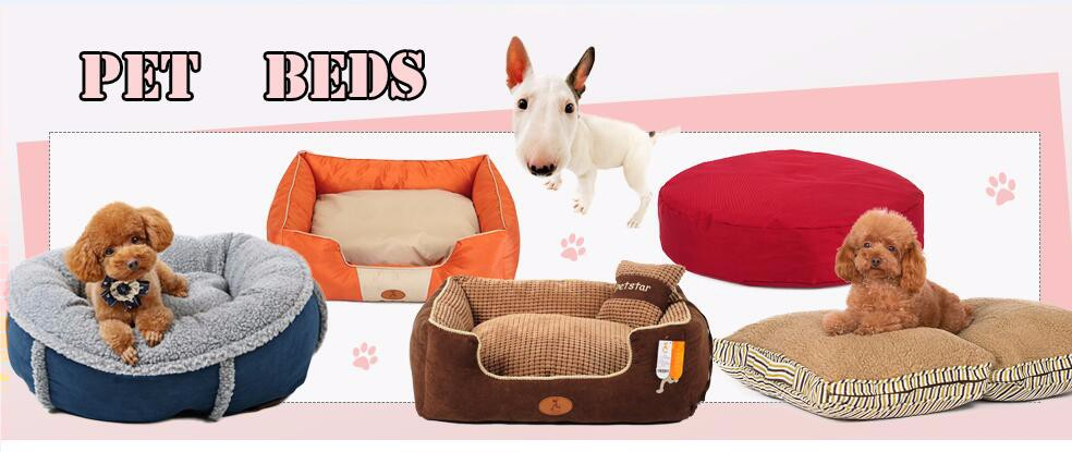 comfortable wholesale pet supplies pet bed dog bed extra lar