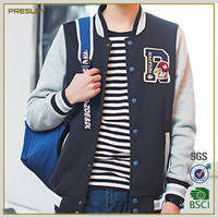 2016 new style varsity jackets baseball jacket letterman jacket wholesale
