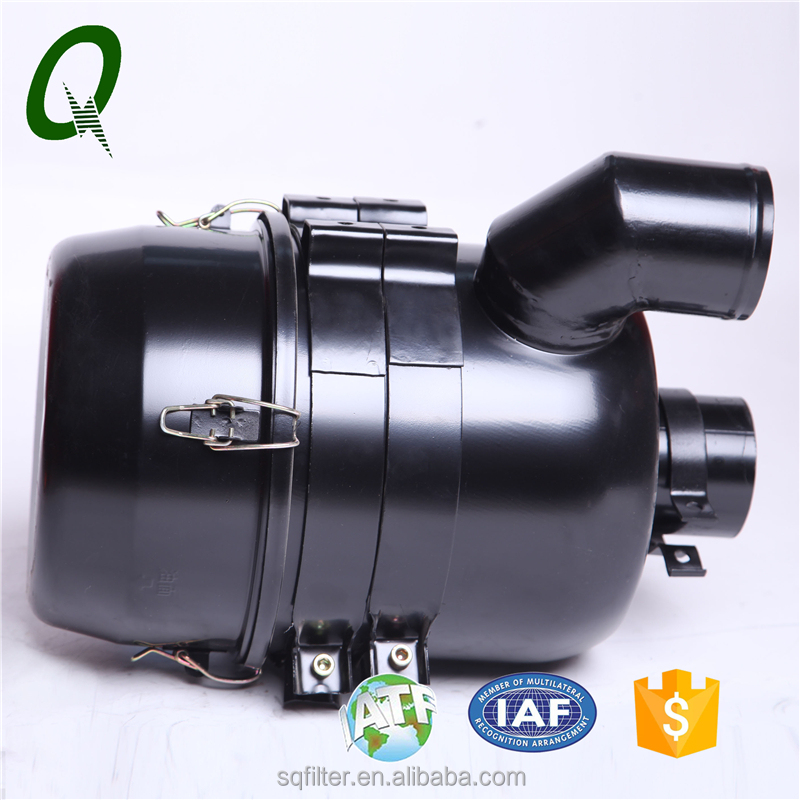 Custom logos tractor spare parts intake air cleaner assy