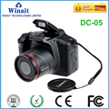 Popular 12MP hd 720 cheap dslr camera SD card up to 64GB Winait DC-05 Rechargeable Battery Pack