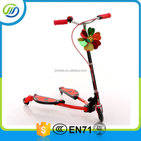 New style kids frog scooter/baby swing scooter factory