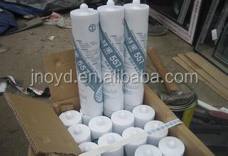 Neutral Car Door Glass Silicone Sealant G1200 Msds with Free Sample
