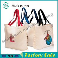 Customized high quality canvas bag,canvas shopping bag