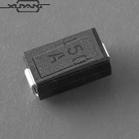600W SMD Transient Voltage Suppressor TVS Diode