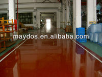 HOT SELL!!! Maydos Heavy Duty Industry Purpose Epoxy Resin Flooring Paint(epoksi lantai cat)