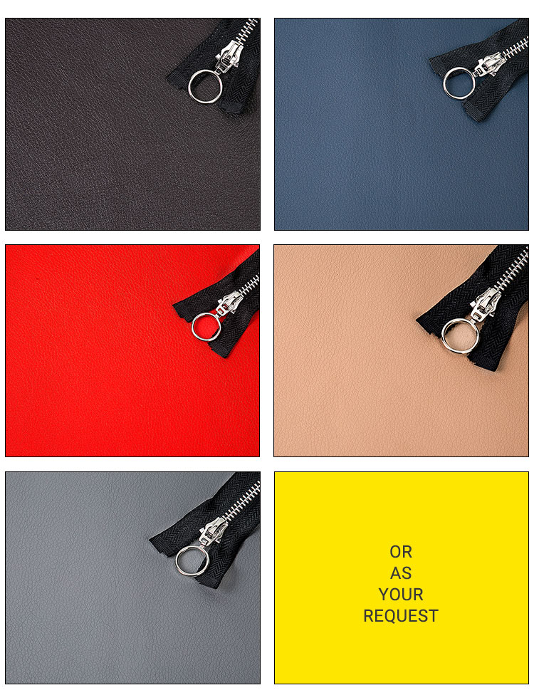 1Mm Embossed Stocklot Synthetic Simulated Polyester Leather Material Fabric Printed Artificial Pvc Pu Leather For Sticker