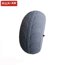 10 inch inflatable beach wheel balloon tires for kayak cart